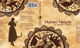 Human Nature: Book Cover Design