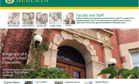 University of Alberta Web Mocks