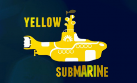 Yellow Submarine: Kinetic Typography